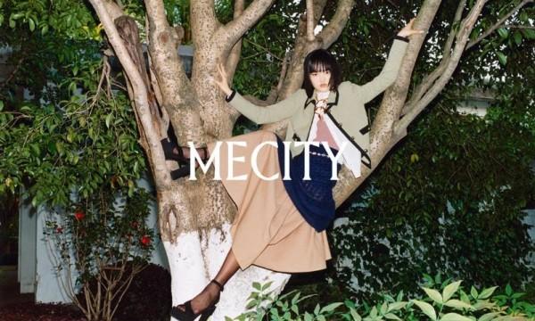 美邦服饰旗下MECITY发布全新品牌LOGO和21秋季形象大片