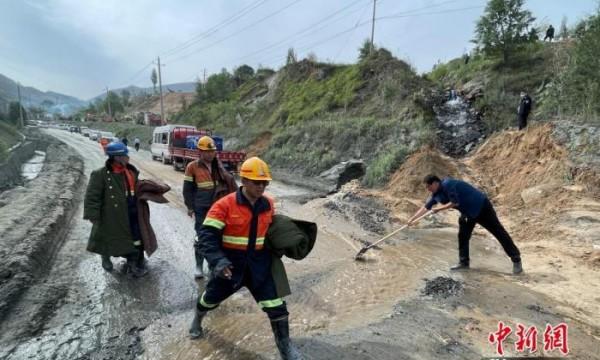 山西代县铁矿透水事故救援工作结束 共造成13名矿工遇难