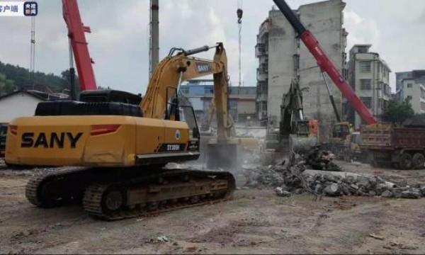 湖南汝城民房垮塌 致5人死亡7人受伤