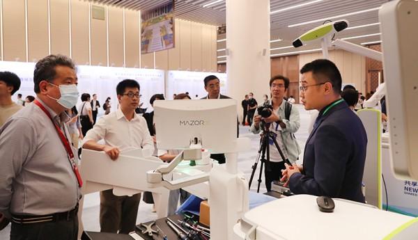 第四届进博会部分展区展前供需对接会在上海举行