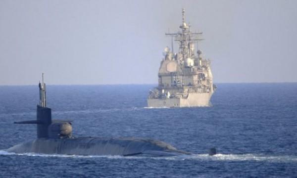 美军举行号称40年来最大规模海上演习 涉及全球17个时区