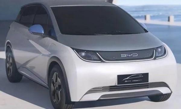 比亚迪全新电动车曝光:e3.0平台打造,搭载刀片电池