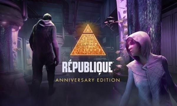潜行游戏《共和国周年版》将登PS4/NS!追加VR功能