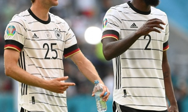 德国4-2逆转葡萄牙精彩GIF集锦:乌龙球抢镜,哈弗茨破纪录