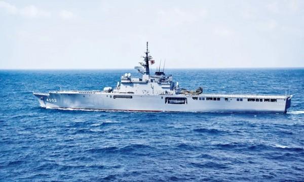 日本陆上自卫队首次打算造舰 专家:强化两栖作战能力,相关国家要高度警惕