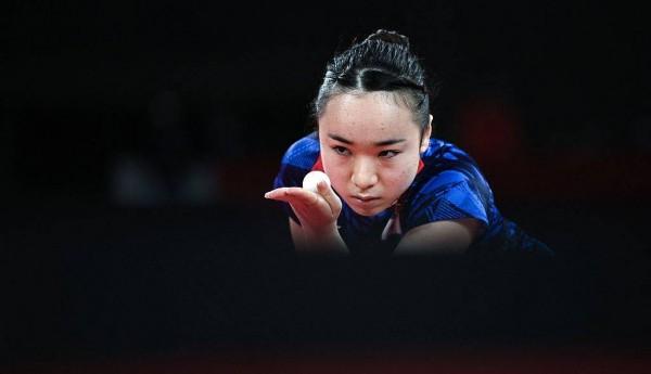 伊藤美诚4-1逆转击败于梦雨 夺乒乓球女子单打铜牌