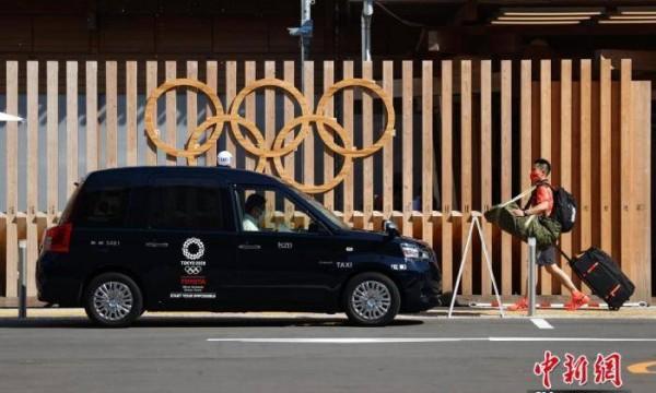东京奥组委:正在调查奥运村内举行的饮酒派对