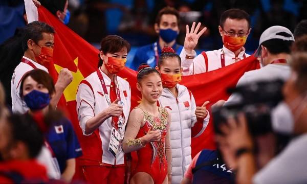 中国体操队3金3银2铜收官 出色成绩弥补里约遗憾
